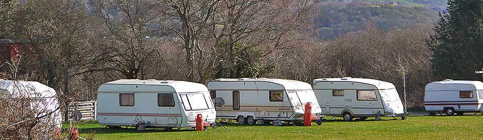 camping in snowdonia